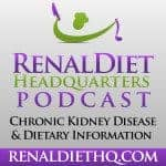 Renal Diet Headquarters Podcast 035 – Using Herbs And Spices To Improve Flavor In A Renal Diet