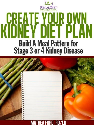Create Your Own Kidney Diet Plan